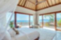 10. Villa Tirta Nila - Views from oceanf
