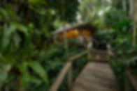 Villa Eden, Kaba Kaba - Treehouse suite.