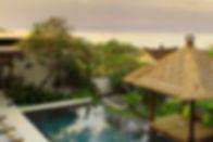 15-Villa Adenium - Semi-aerial pool and