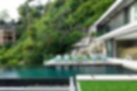 18-Villa Amanzi Kamala - Poolside sun lo