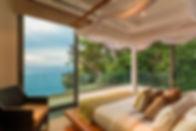 11-Villa Baan Paa Talee - Guest bedroom.