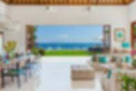 1. Villa Tirta Nila - View of the ocean