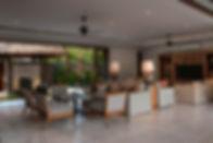 6. Seseh Beach Villa II - Stylish living