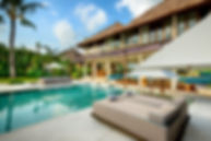 3. Villa Shalimar - Kalima - Pool and vi