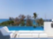 2. Villa Sammasan - Loungers by the pool