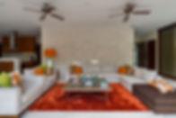 04-Villa Shinta Dewi Ubud - Living room.
