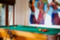 13. Villa Semarapura - Entertainment roo