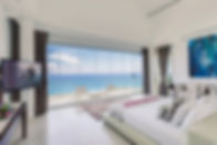 3. Grand Cliff Front Residence - Bedroom