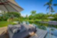 2. Villa Shalimar - Makanda - Pool and g