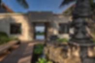 25. Seseh Beach Villa II - View through