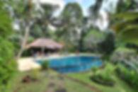 19. Villa Alamanda - Pool from boundary