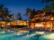 20. Villa Semarapura - The villa at nigh