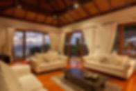 37-Villa Baan Bon Khao - Living area vie