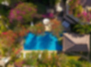 Villa Waru - Aerial villa and pool.jpg