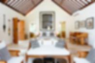 5. Villa Simona Oasis - Darma master bed