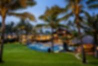 19. Villa Semarapura - The villa at dusk
