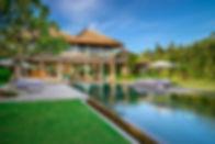 1. Villa Shalimar - Makanda - Pool and v