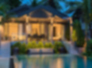 Infinity Blue Phuket - Villa ambiance at