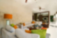24-Villa Shinta Dewi Ubud - Open relaxat