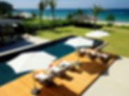 6-Villa Malee Sai - Poolside sun lounger