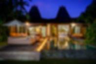 10. Villa Shalimar - Cantik - The villa