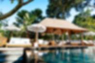7. Villa Simona Oasis - Steps to pool de