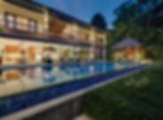 14-Villa Shinta Dewi Ubud - Evening feel