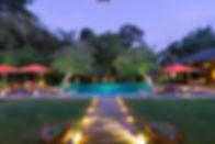Villa Kavaya - Stunning ambience at dusk