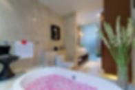 8. Lakshmi Villas - Toba - Flower bath.j