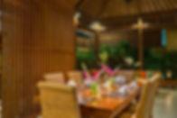 10. Lakshmi Villas - Toba - Evening dini