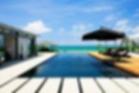 10-Villa Essenza - Luxury pool side area