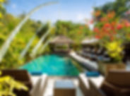 01-Villa Maya Retreat - Sun loungers rou