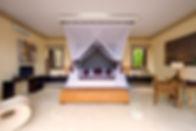 18-Villa Lega - Second bedroom interior.