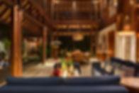 14. Villa Windu Sari - Living room at ni