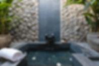 24. Villa Shanti - Tropical outdoor bath