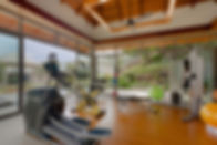 18-Villa Baan Paa Talee - Gym area.jpg