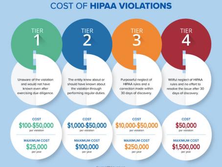 Let's Talk HIPAA