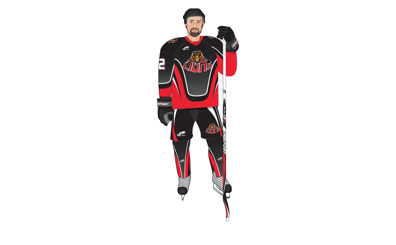 LA Sport hockey personnalisé