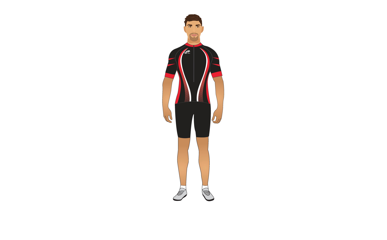 LA Sport cyclisme personnalisé
