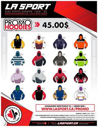PROMO HOODIES - 45$