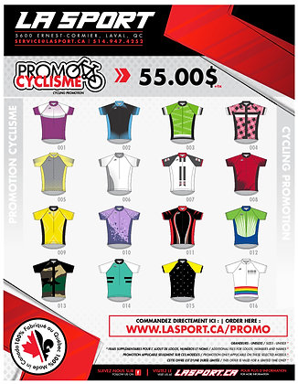 PROMO CYCLISME - 55$