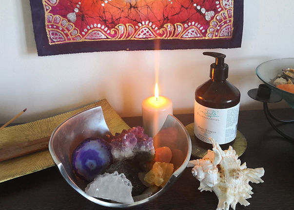 Kalmatherapies crystal healing
