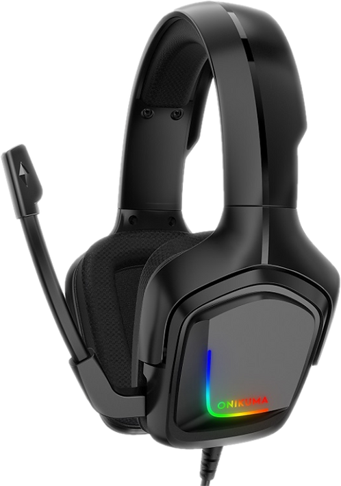 Headset Onukima Estereo 3D K20