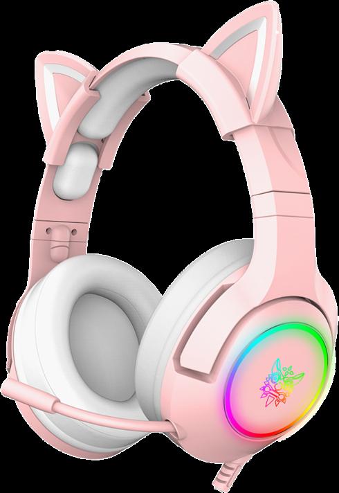Headset Onukima 7.1 K9 Cat Ear