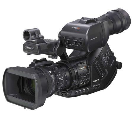 Caméra Sony XDCAM PMW-EX3