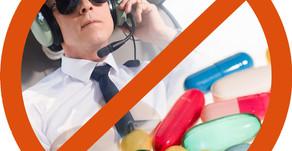Cuidados com a Medicação na Aviação: uso consciente é uma forma de prevenção
