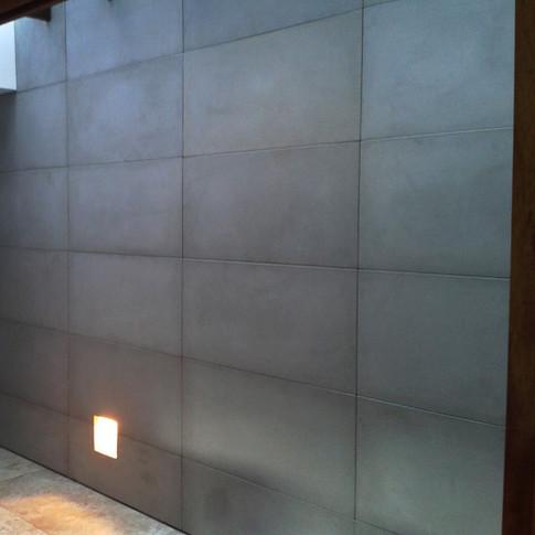 Placas Concreto Visto