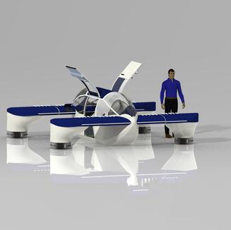 Drone Car