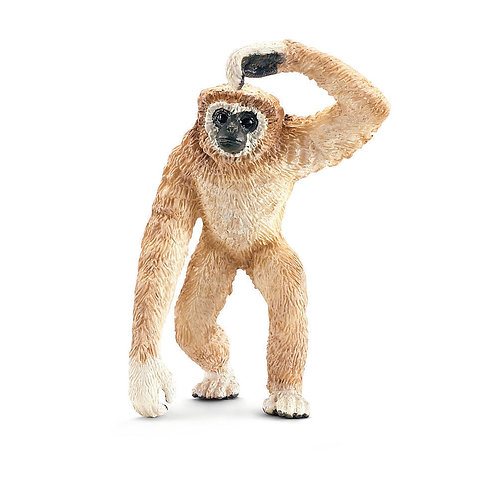 Adult Gibbon Action Figure