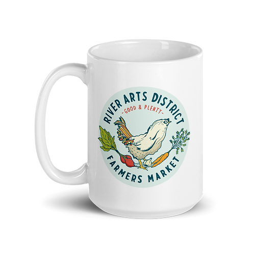 Support Local Farmers Mug